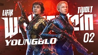 GRZYWA I BLONDYNA | Wolfenstein: Youngblood [#2]