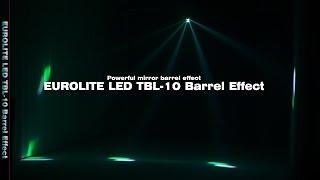 eurolite led tbl 10 barrel effect