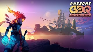 Dead Cells race of Churchnsarge, Scaz.zaf and BIGHONKINBURGER in 16:42 - AGDQ2019