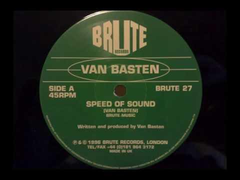 van basten speed of sound