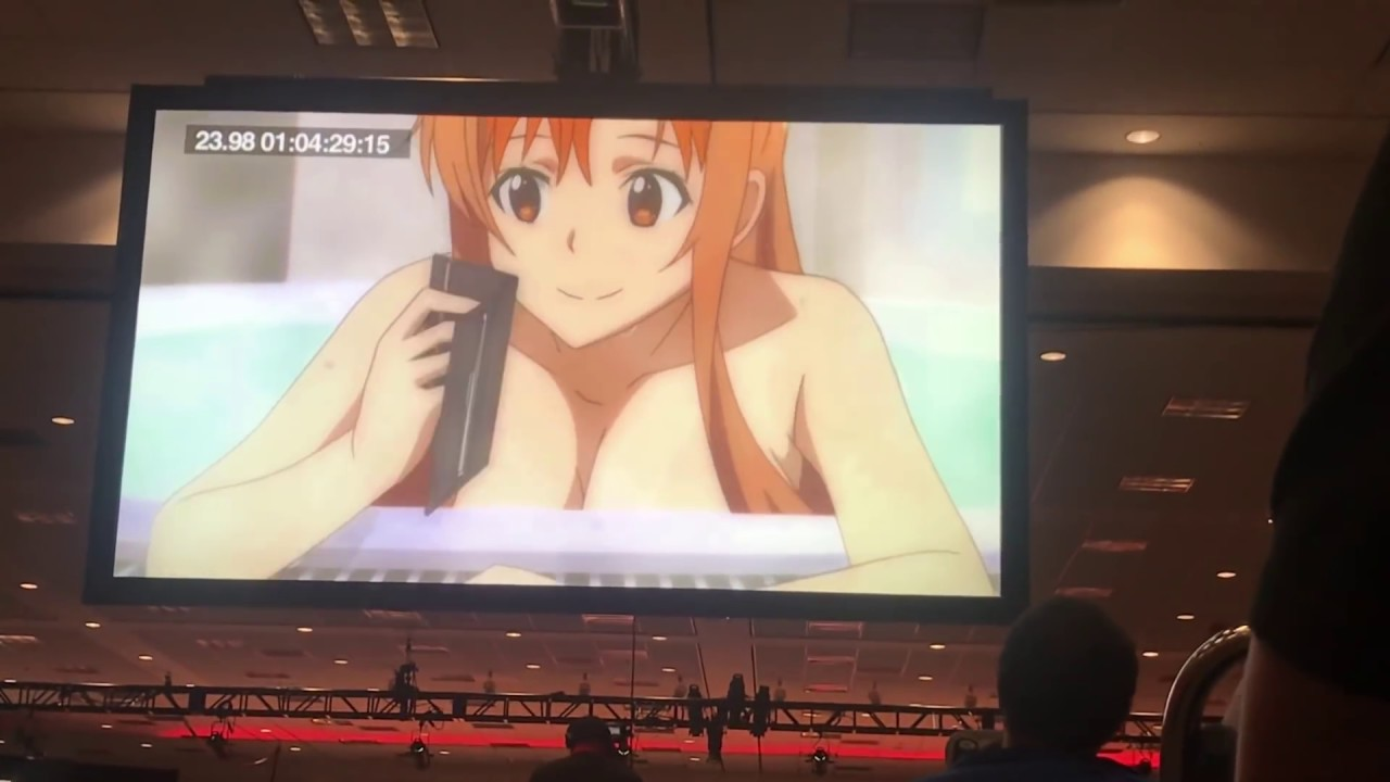 Download SAO bloopers Anime Expo 2018
