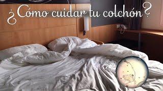 Tips para cuidar el colchón