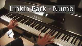 Linkin Park - Numb (Piano Cover)