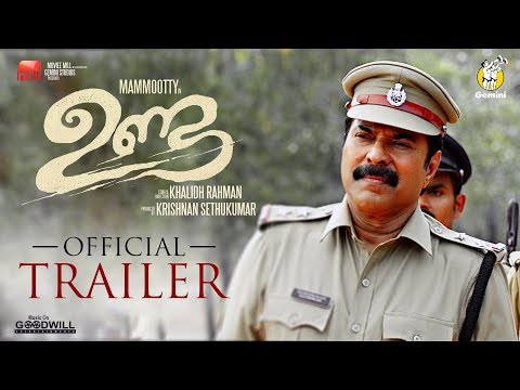 Unda Official Trailer   Mammootty   Khalid Rahman   Prashant Pillai