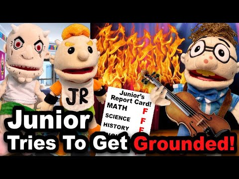 Download SML Movie: Junior Tries To Get Grounded!