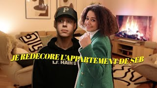 JE REFAIS L'APPART DE MON COPAIN || Lena Situations
