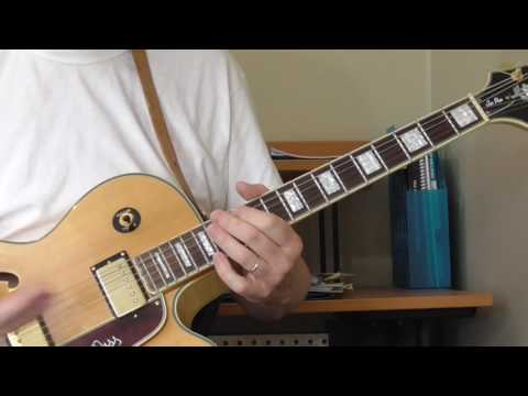 T-Bone Walker Guitar Lesson - Basic Licks