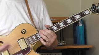 T-Bone Walker Guitar Lesson - Basic Licks