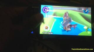 Playing With Vita - Touch My Katamari 15 Minutes of gameplay
