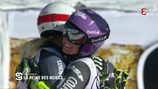 Tessa Worley, reine des neiges à Saint-Moritz
