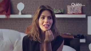 Claudia Álvarez nos presume su nuevo showroom