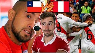 LOS MEJORES MEMES DE LA VICTORIA DE PERU 🇵🇪 VS CHILE 🇨🇱