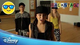 Backstage | Hat Dance Tutorial | Official Disney Channel UK