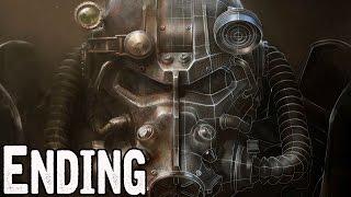 Fallout 4 Ending Final Cutscene