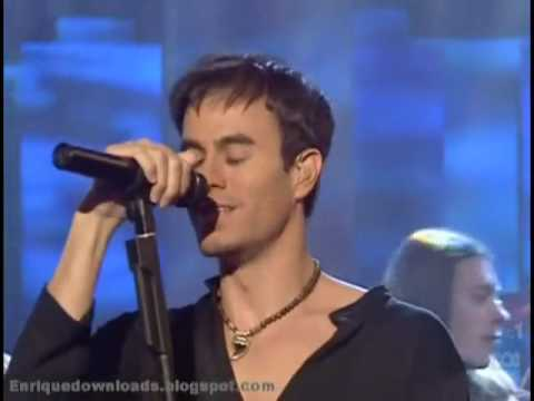 HQEnrique Iglesias Escape   Parkinson 2002