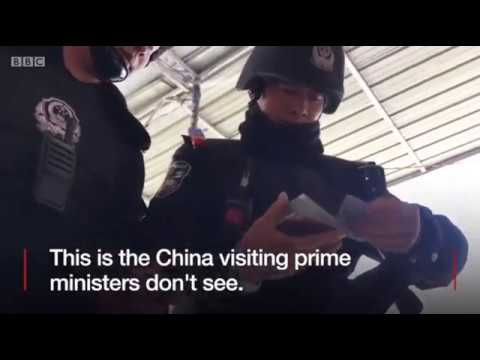 """China Police State: Fear And Resentment"""