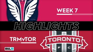 HIGHLIGHTS #TRMvTOR | 5-11-2019