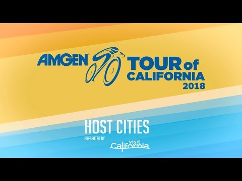 Introducing The 2018 Host Cities | Amgen Tour Of California