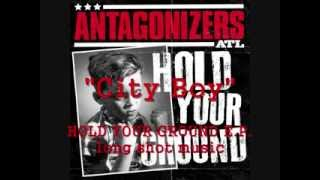 "Antagonizers ATL - ""City Boy"" Long Shot Music"