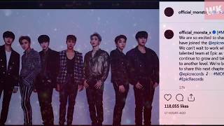 MONSTA X to work with Epic Records [WowKpop]