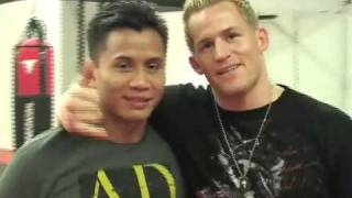 Cung Le 2009 New Interview with Eric Lawson