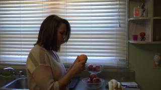 Orange Love-Narrative Film by Shelby Burris