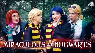 Cover images Miraculous Ladybug at Hogwarts - Cosplay Music Video