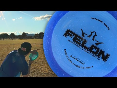 Dynamic Discs Felon | Should You Flick This Disc?