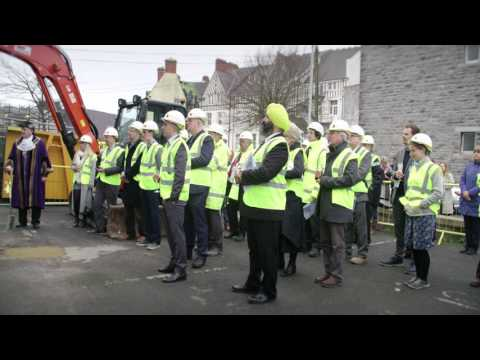PLYMOUTH HISTORY CENTRE: Breaking Ground - 16 January 2017