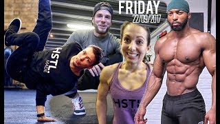 BODYBUILDER vs CROSSFIT vs BREAKDANCER