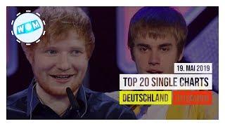 TOP 20 SINGLE CHARTS ♫ 19. MAI 2019