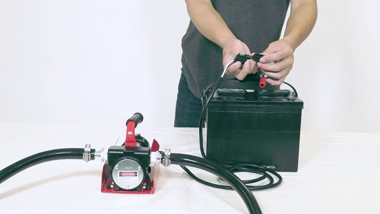 Top 10 Fuel Transfer Pumps Of 2019 Video Review