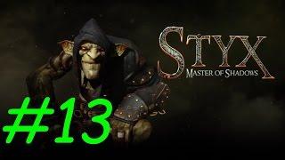 Прохождение Styx:Master of Shadows - Часть 13 [Лаборатория] By Vlad