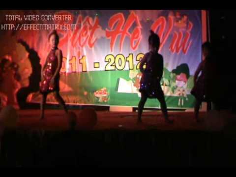 Tiet muc Dance Sport Bachata