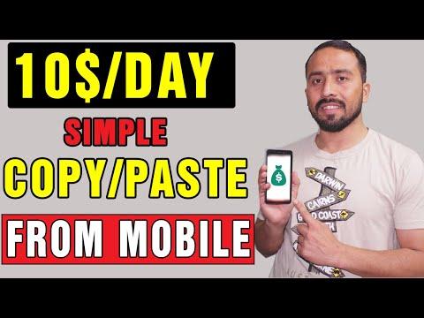Simple Copy Paste Freelance Work || Earn Money Online In Pakistan Using This Amazing Service