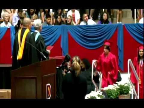 Woodrow Wilson High School Graduation 2012