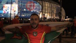 فوز منتخب ويلز بنتيجة 3-1 على نظيره البلجيكي