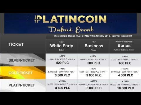 PLC-Dubai-Promo 10.01.2018 mit CEO Alex Reinhardt -VIP Club