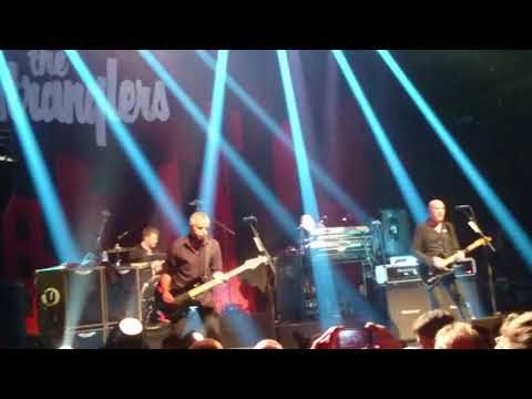 The Stranglers - Nice 'n' Sleazy - Paris - 25/11/2017