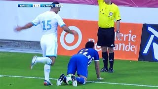The Dark Side of Football  Disrespectful Moments