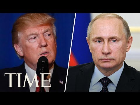 President Trump And Vladimir Putin Meet For First Time At G20 Summit In Hamburg, Germany | TIME
