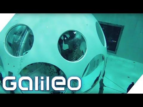 Zu Besuch im Unterwasser-Restaurant | Galileo | ProSieben