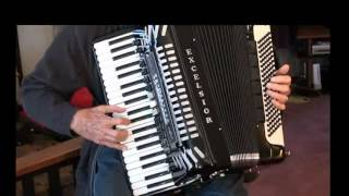 Tommy Gumina Excelsior Accordion with MIDI Control for Sale on Ebay.