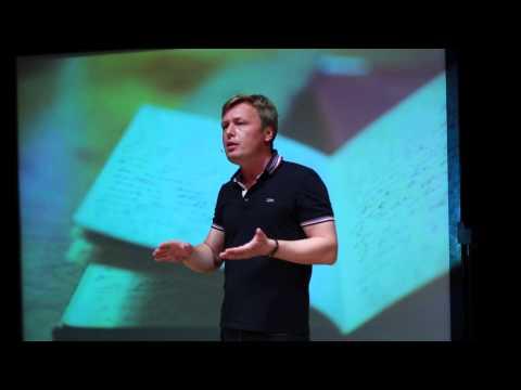 How writing practice has changed my life   Ruslan Serazetdinov   TEDxBaumanSt
