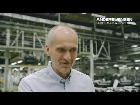 Fuel Champion: Visiting the Scania factory in Södertälje, Sweden