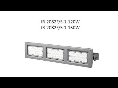 LED lamp/ light for shop area, industrial areas, construction site, parking lot area, factories