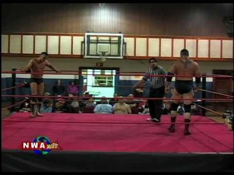 NWA On Fire 113 split5