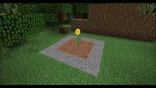 Minecraft 1.7 News : Cliffs, Sunflowers and PODZOL!!!