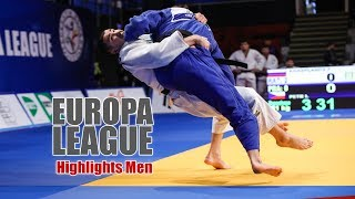 ECC EUROPA LEAGUE MEN 2018 - HIGHLIGHTS