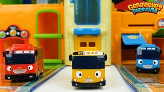 Download Best Learning Colors Video for Kids and Toddlers! Tayo the Little Bus Toys! Mp3 and Videos